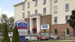 Hotel HOWARD JOHNSON AIRPORT SDF - Louisville (Kentucky)