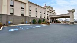Exterior view Hampton Inn Lehighton-Jim Thorpe PA