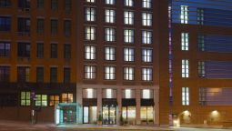 Buitenaanzicht Hampton Inn Manhattan-Seaport-Financial District