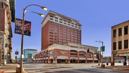 Buitenaanzicht Hampton Inn St Louis-Downtown -At the Gateway Arch- MO