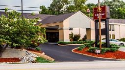 Exterior view Clarion Inn Chattanooga