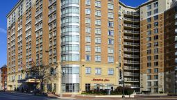 Buitenaanzicht Hampton Inn Washington-Downtown-Convention Center DC