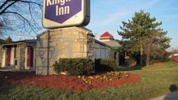 Exterior view Knights Inn Columbus Westerville
