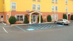 Exterior view KNIGHTS INN CHATTANOOGA-AIRPOR