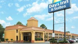 Exterior view Days Inn & Suites Vicksburg