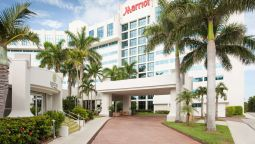 Exterior view West Palm Beach Marriott