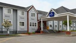 Exterior view MICROTEL BALDWINSVILLE