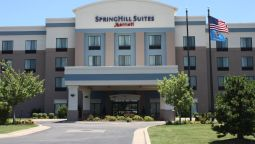 Exterior view SpringHill Suites Oklahoma City Airport