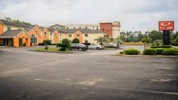 Exterior view Econo Lodge Inn & Suites Pensacola - Fairgrounds