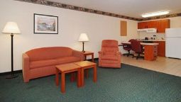 Kamers MainStay Suites Fargo