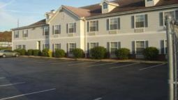 Exterior view Americas Best Value Inn-Chattanooga/North