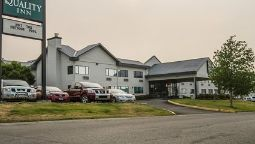 Exterior view Quality Inn Kamloops