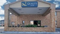 Buitenaanzicht Quality Inn Burlington