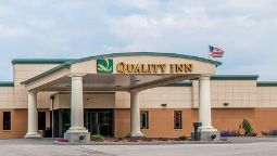 Exterior view Quality Inn Huntingburg