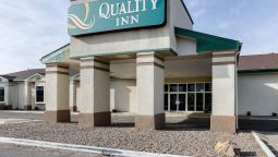 Exterior view Quality Inn Colby