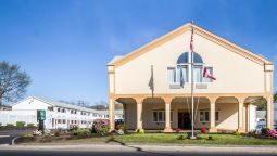 Buitenaanzicht Quality Inn & Suites South Portland