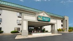 Exterior view Quality Inn Harrisburg - Hershey Area