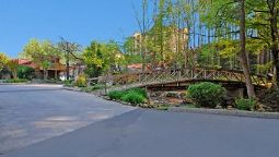 Exterior view Quality Inn Creekside - Downtown Gatlinburg