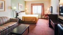Room Quality Inn & Suites Near University