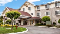 Buitenaanzicht Quality Inn & Suites Federal Way - Seattle