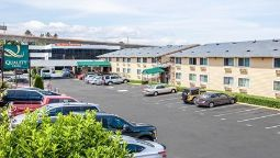 Buitenaanzicht Quality Inn Sea-Tac Airport