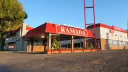 Exterior view RAMADA LIMITED MEDICINE HAT
