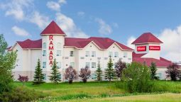 Buitenaanzicht RAMADA EDMONTON INTERNATIONAL