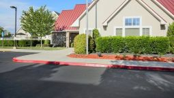 Exterior view Residence Inn Chico