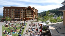Exterior view Schweitzer Mountain Resort - White Pine Lodge