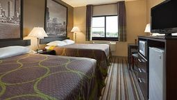 Room SUPER 8 BRIDGEVIEW CHICAGO AR