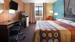 Room SUPER 8 COLLINSVILLE ST. LOUIS