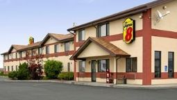Exterior view SUPER 8 PENDLETON OR