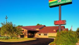 Exterior view AMERICAS BEST INNS-MERRILL