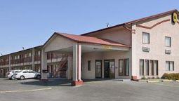 Exterior view SUPER 8 MOTEL - MOODY