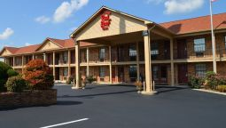 Exterior view RED ROOF INN COOKEVILLE - TENNESSEE TECH
