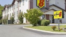 Exterior view SUPER 8 MOTEL ROANOKE