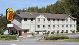 Exterior view SUPER 8 MOTEL - MARTINSVILLE