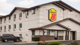 Exterior view SUPER 8 MOTEL - LEXINGTON