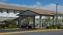 Exterior view Quality Inn Moses Lake