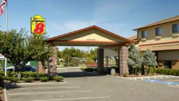 Exterior view SUPER 8 KENNEWICK
