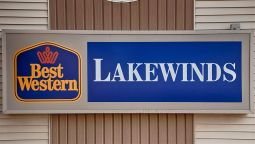 Exterior view BEST WESTERN LAKEWINDS