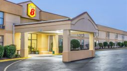 Exterior view SUPER 8 KNOXVILLE DOWNTOWN ARE