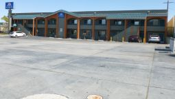 Exterior view AMERICAS BEST VALUE INN CORONA