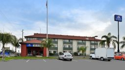 Buitenaanzicht AMERICAS BEST VALUE INN DELANO