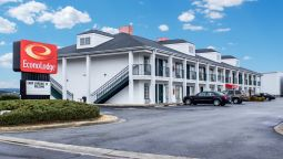 Exterior view Econo Lodge Greenville