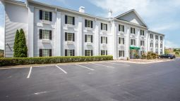 Exterior view Quality Inn Greeneville