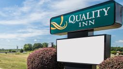 Buitenaanzicht Quality Inn Oxford