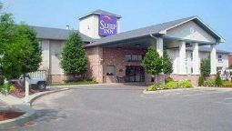 Buitenaanzicht Sleep Inn Bracebridge