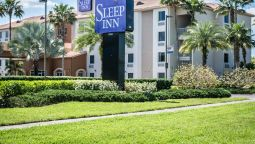 Exterior view Sleep Inn near Busch Gdns/USF