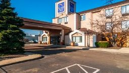 Exterior view Sleep Inn Midway Airport